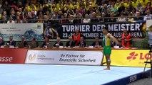Christopher Remkes - 2017 Cottbus World Cup - Floor