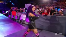 Sasha Banks, Bayley & Mickie James interrupt Elias  Raw, Dec. 18, 2017