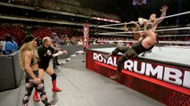WWE Royal Rumble 2018 Full Match