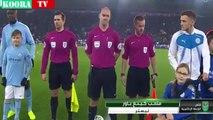 اهداف مباراه ليستر سيتي 1-1 مانشستر سيتي اليوم 19-12-2017