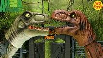 New Animal Planet Battling Dino Heads T-Rex Vs Raptor Jurassic Park Jurassic World Unboxing