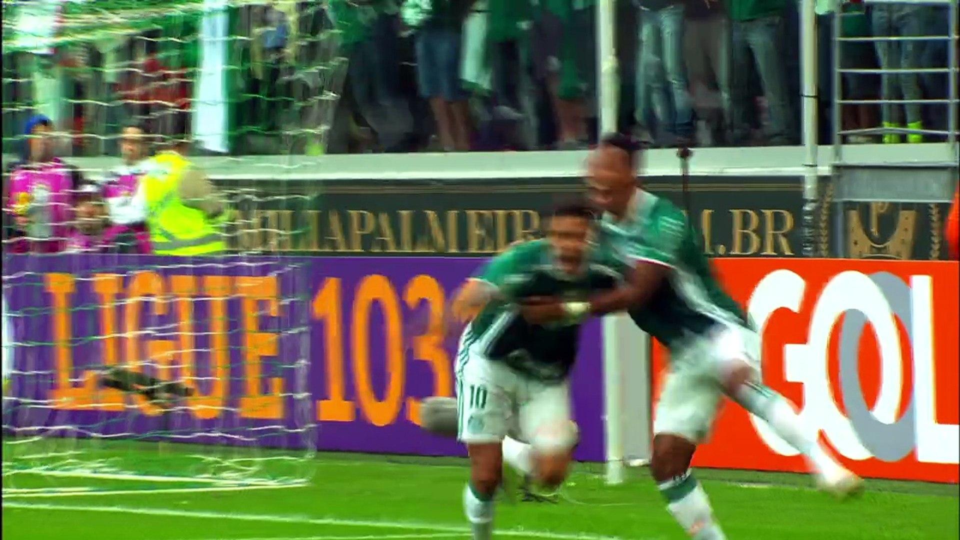 07 Rodada - Palmeiras 1x0 Corinthians (Campeonato Brasileiro 2016)