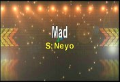 Ne-Yo Mad Karaoke Version