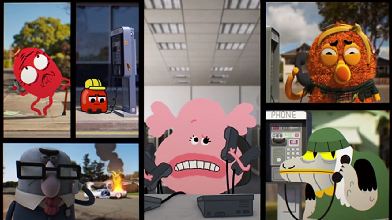 The Amazing World of Gumball _ Elmore Help Desk _ Cartoon Network-o0FW4PCWmQ4