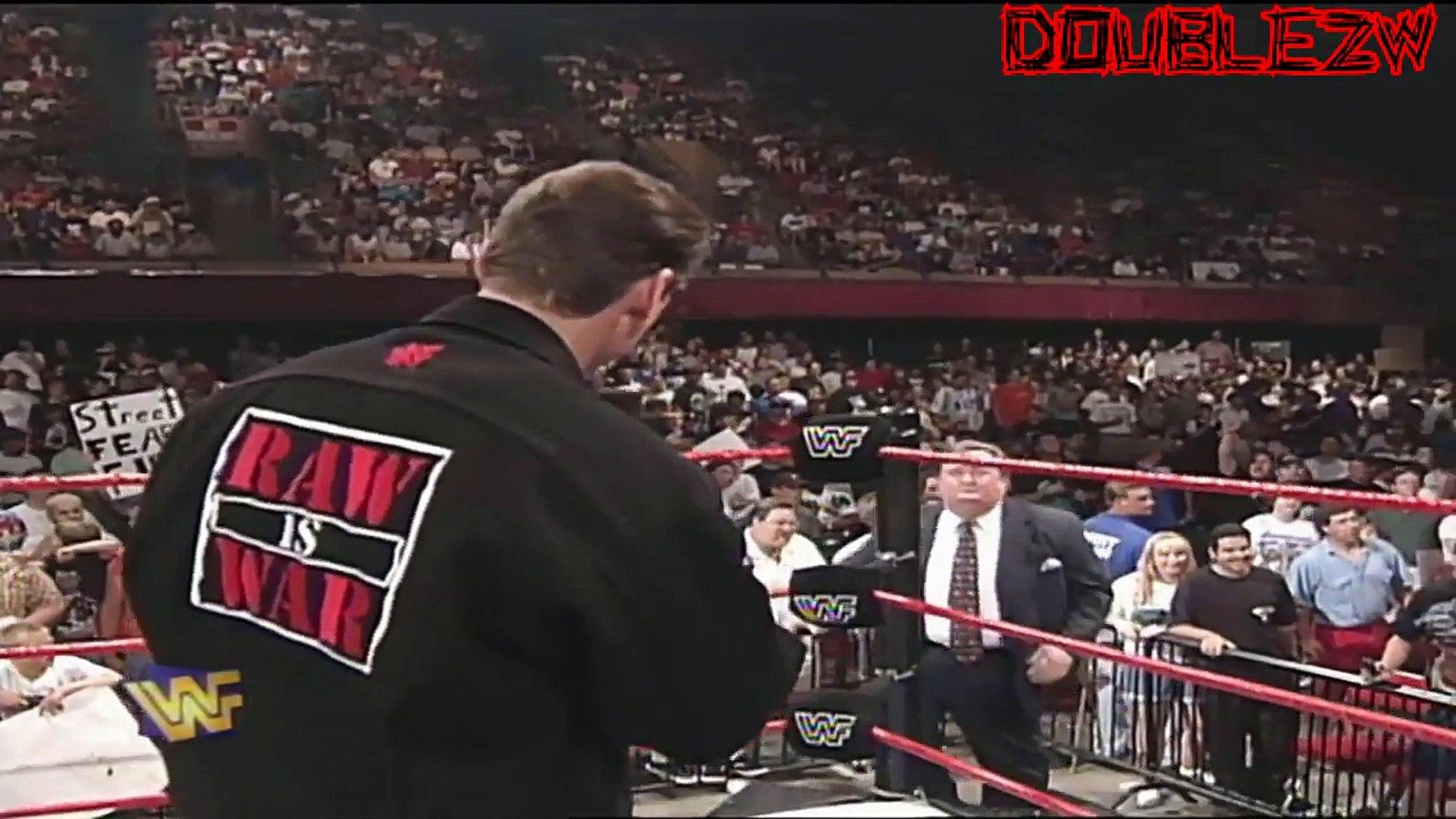 Paul Bearer Reveals Undertaker's Secret - 6-30-1997 Raw