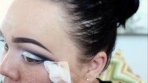 GRWM _ Black & Silver Smokey Eyes _ Clubbing EYE Makeup Tutorial _ Makeupwithjah-_G9OnE-z4LI