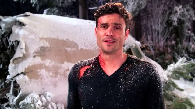 Les feux de l'amour :  Daniel Goddard (Cane),  Jess Walton (Jill) ... les acteurs évoquent le crash d'avion sur TF1