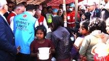 """Başbakan Yıldırım, Bangladeş'te Mülteci Kampını Ziyaret Etti- Başbakan Binali Yıldırım:- """"Ziyaretimizin Amacı, Burada Yaşanan İnsanlık Dramına Dikkat Çekmek"""""""