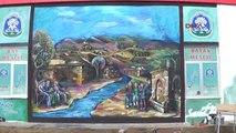Afyonkarahisar Sandıklı Duvar Resimleriyle Tanıtılacak