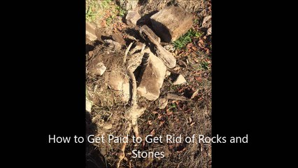 A Way to Sell Your Rocks...How we do it