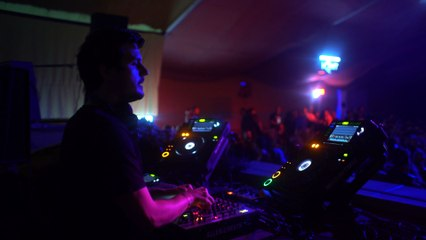 Gescu at Mioritmic Festival, Romania