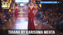 Thiana by Karishma Mehta at India Beach Fashion Week ft. Miss Goa 2014 Kezaia Caldeira | FashionTV | FTV