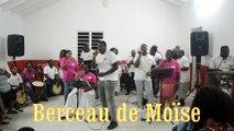 Berceau de Moïse au Sporting Club de Baie-Mahault 19 12 2917