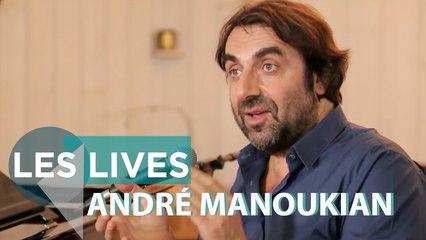 André Manoukian - Live & Interview