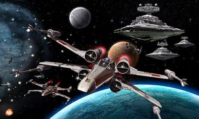 Avis Star Wars VIII Les Derniers Jedi + Découverte X-Wing VR Mission