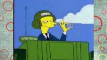 Mr. Burns tank: We are family (English)