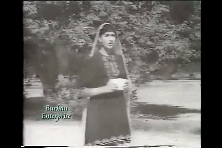 Mahi Maut Da Saneha Ditta - Zubeda Khanam for Bahaar Begum - Film Chan Mahi