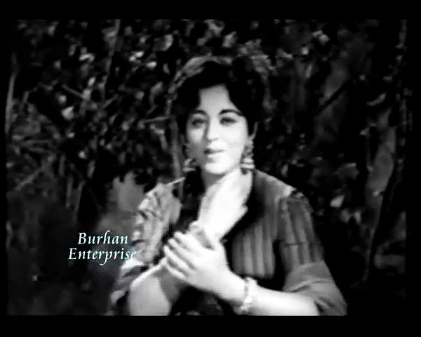 Peri Jhanjharan Kanna Vich Jhumkay - Zubeda Khanam for Sabiha