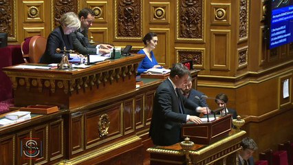 Intervention de Mathieu Darnaud sur la proposition de loi GEMAPI