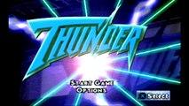1999 - Playstation - WCW-NWO Thunder