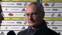 Réactions Claudio Ranieri -  Amiens SC - FC Nantes