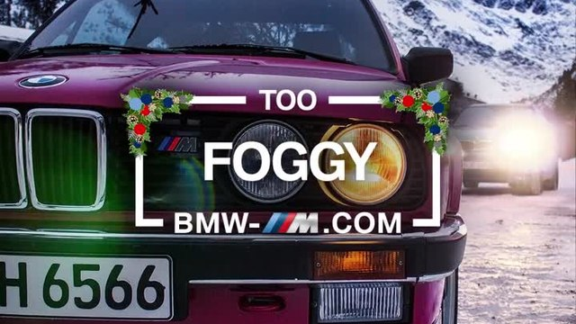 Whether youve been TOO NAUGHTY or TOO NICE, we have a little something for you at BMW-M