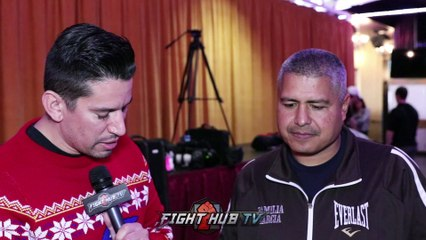 """ROBERT GARCIA NOT GONNA BE EASY TO WIN BY KO, LIPINETS ONE OF THOSE GUYS THAT WILL DIE IN THE RING"""""""