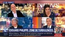 """Vol Tokyo-Paris à 350 000 euros: Édouard Philippe """"assume tout"""""""