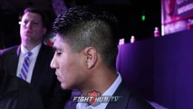 "Mikey Garcia ""Arum has an agenda for Lomachenko & I dont think I'm anywhere near those plans!"""