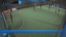 But de Robin (5-10) - BDG United Vs Acticall - 20/12/17 20:00 - Villette (LeFive) Soccer Park