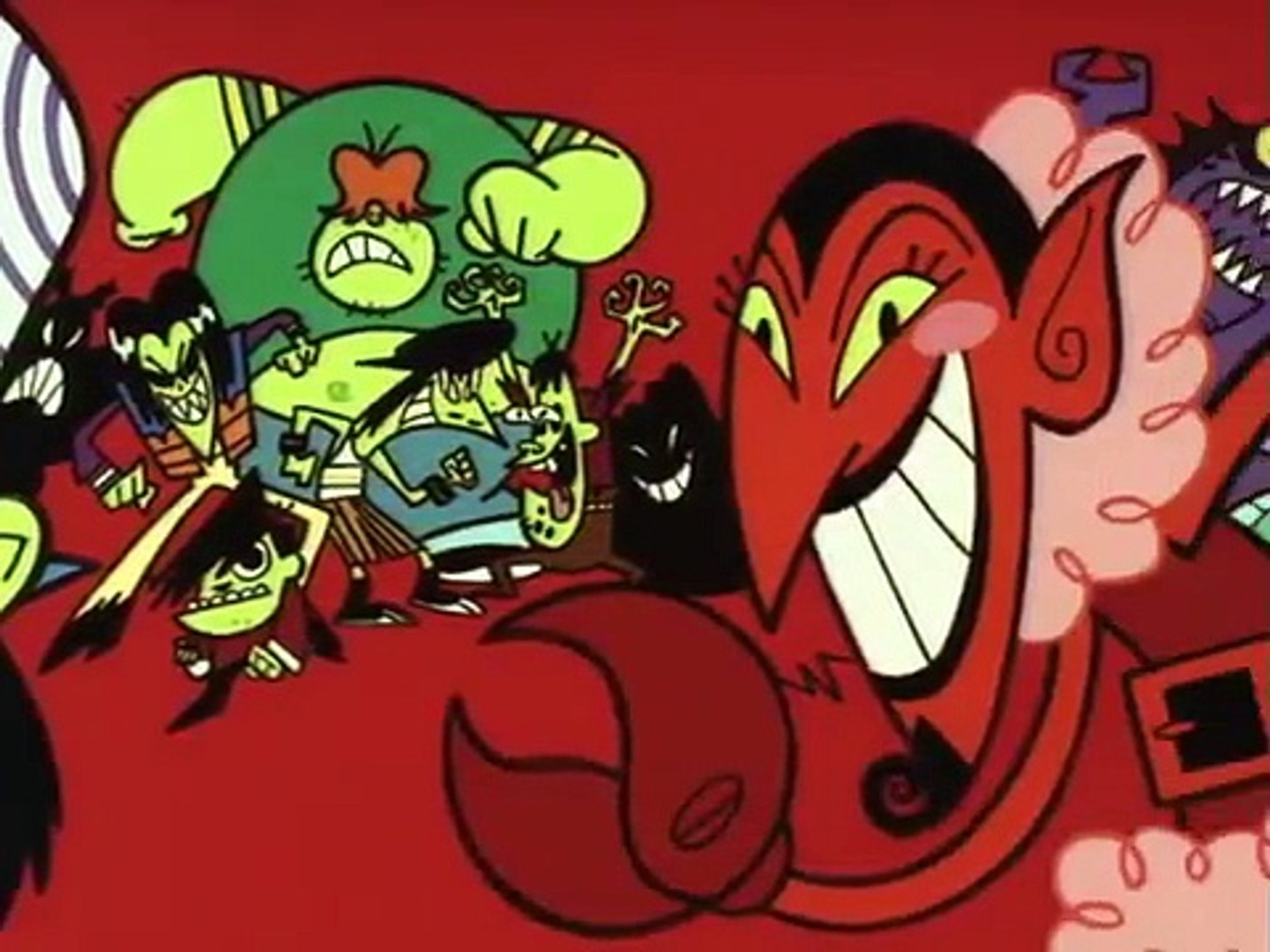 Twas The Fight Before Christmas.The Powerpuff Girls Classic Twas The Fight Before Christmas