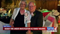 House Fire Claims Lives of Oklahoma Couple Married More Than 60 Years