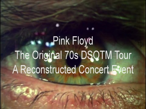 PF - The Original 70s DSOTM Tour 2DVD Set