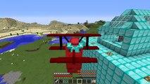 ZENGİN VS FAKİR ÖRÜMCEK ADAM #28 - Zengin Kaçırıldı (Minecraft)