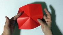 折り紙 いちご-RBqYrggWOEQ