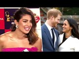 Priyanka Chopra Wishes Meghan Markle On Her Engagement With Prince Harry