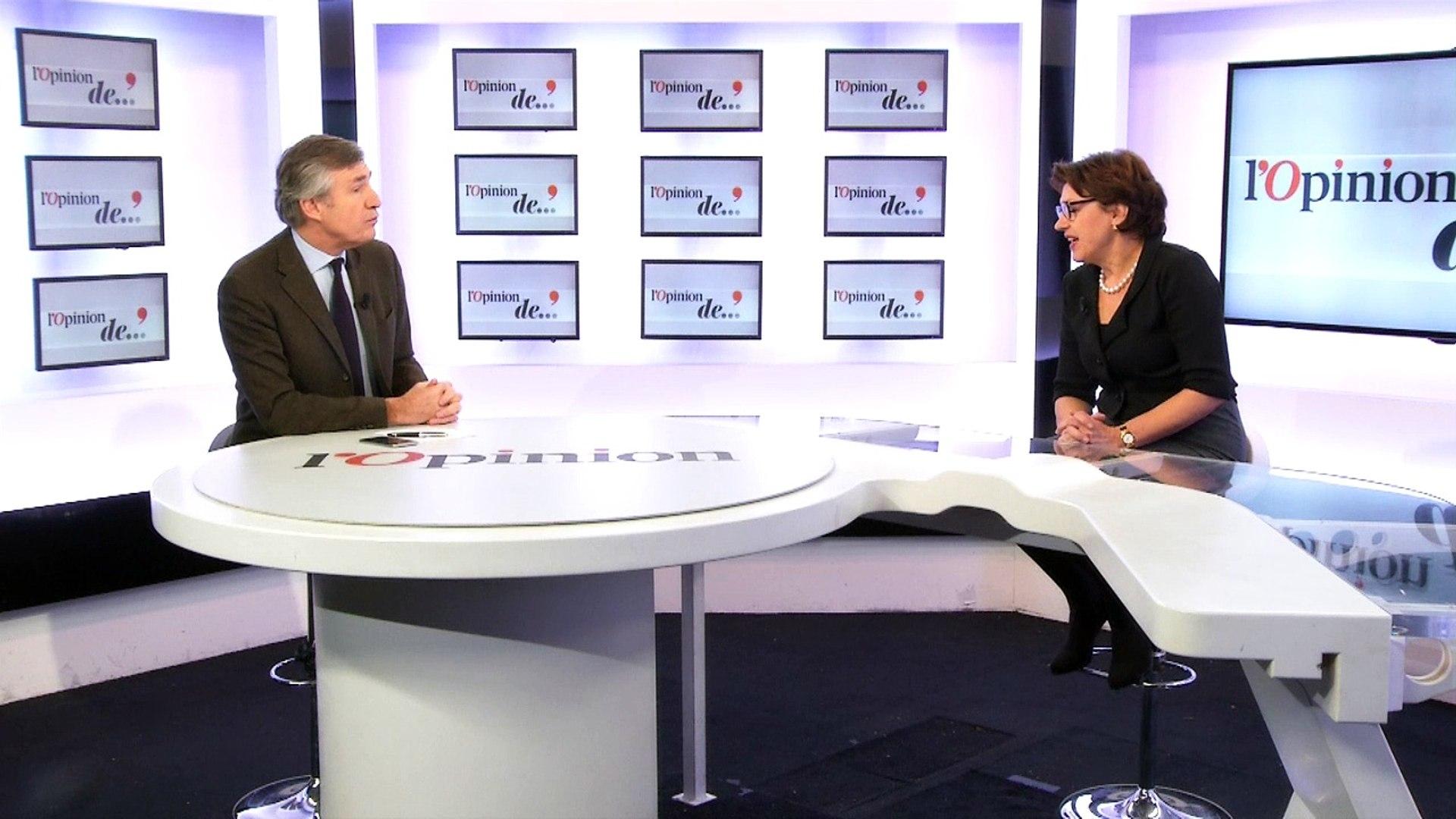 Annie Genevard (LR): «Emmanuel Macron n'est pas un président de droite»