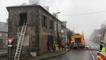 Incendie mortel dans le bourg des Forges