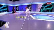 Interview de Guillaume Gomez, chef des cuisines du Palais de l'Elysée (en intégralité)