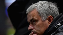 Jose Mourinho says Bristol City were 'lucky' after Manchester United suffer shock defeat