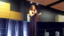 Marina Sirtis talks about being on the last episode of Star Trek Enterprise