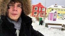 Je m'apprête à vivre mon premier Noël à Saint-Pierre-et-Miquelon