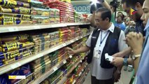 DTI conducts inspection of Noche Buena items in supermarkets