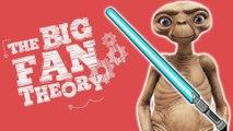 The Big Fan Theory   E T  - Et si E T  était un Jedi ? Allociné