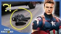 Faux Raccord - Les plus grosses gaffes de Captain America ! Allociné