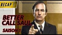 Better Call Saul Saison 1 - RECAP & Best-Of [spoilers]