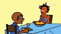 On ne parle pas à table- LA BLAGUE DU JOUR