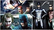 5 trucs à savoir sur BATMAN