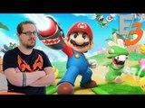 Mario + Lapins Crétins : Joli et accessible - E3 2017