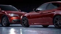 Alfa Giulia y Alfa Stelvio: amor sobre el hielo